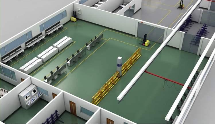 净化车间工程  洁净车间装修 P级系列实验室建设