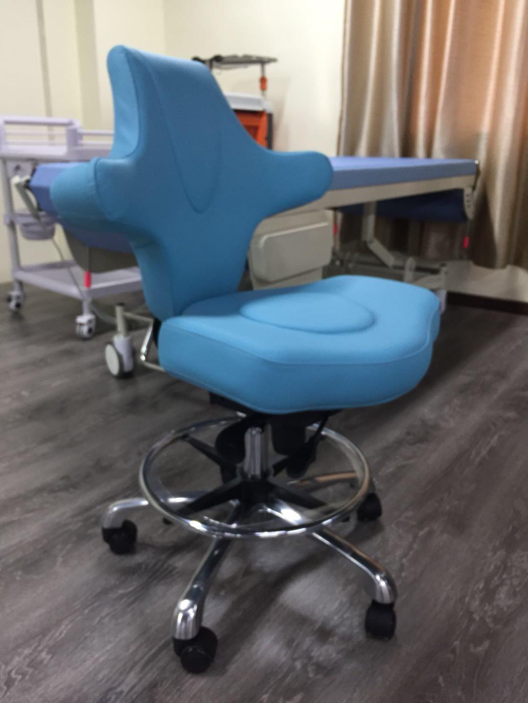 多功能超声检查椅 B超诊疗椅 医师椅