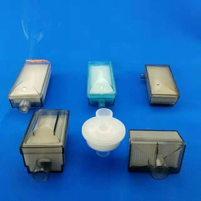 一次性使用麻醉呼吸过滤器(制氧机过滤器)