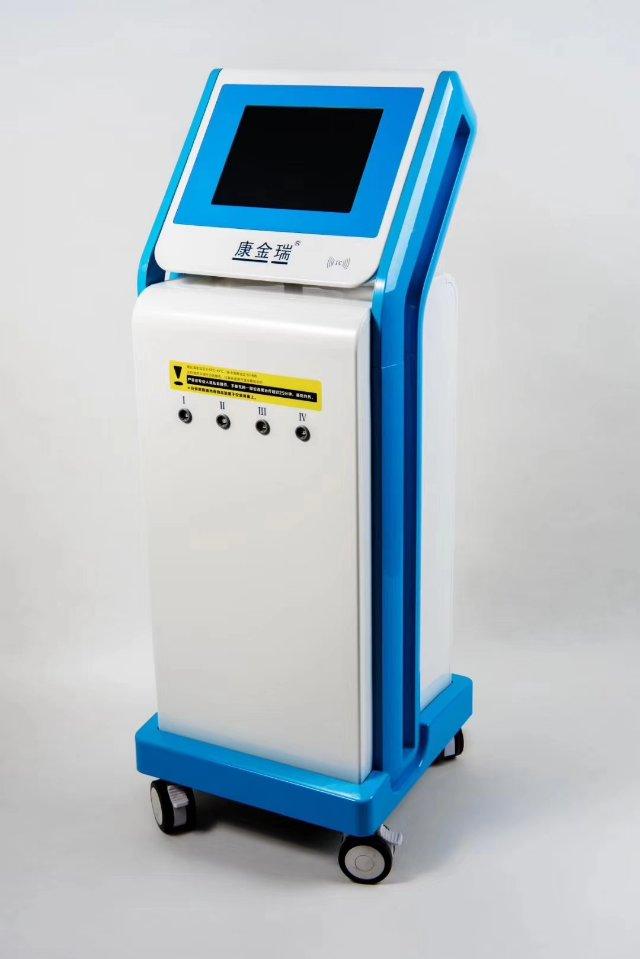 中医中频康复透药治疗仪(激光透药)